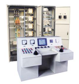 TKDG-PLC系列交流电控系统