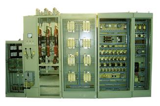 TKDG-PLC-1286系列交流电控系统