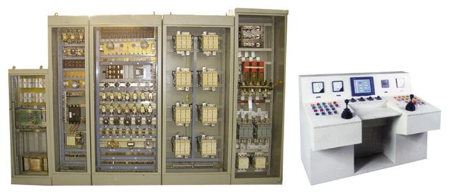 TKDG-PLC-1186系列交流电控系统